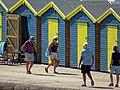 Viking Bay beach huts at Broadstairs, Kent, England.jpg