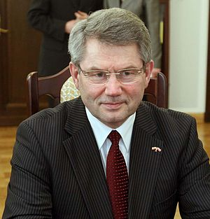 Ninth Seimas of Lithuania - Viktoras Muntianas (Labor Party) 13 April 2006 - 1 April 2008