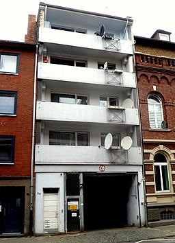 Viktoriastraße in Aachen