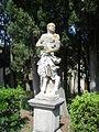 Villa schifanoia, giardino, staua 08.JPG