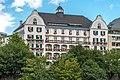 Villach Innenstadt Draupromenade Kassinsteig 2 Hotel Mosser 23072020 7540.jpg