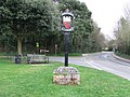 Village Sign - geograph.org.uk - 1803638.jpg