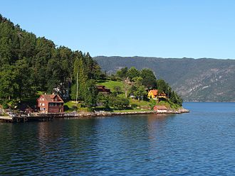 Frønningen - View of Frønningen