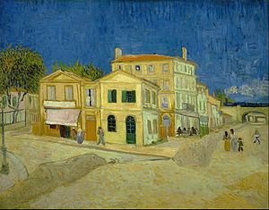 Vincent van Gogh - The yellow house (`The street') - Google Art Project.jpg