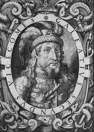 Visconti, Galeazzo (1320-1378)