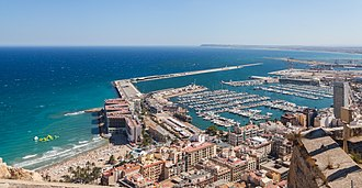 Port of Alicante - Harbour