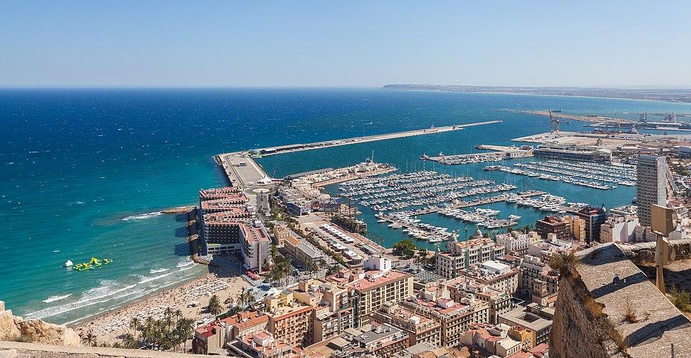 Vista de Alicante, España, 2014-07-04, DD 77