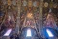 Vitrales, lunetos y frescos de la Iglesia de San Nicolás de Bari y San Pedro Mártir 07.jpg
