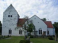 Vittskövle kyrka, exteriör 4.jpg
