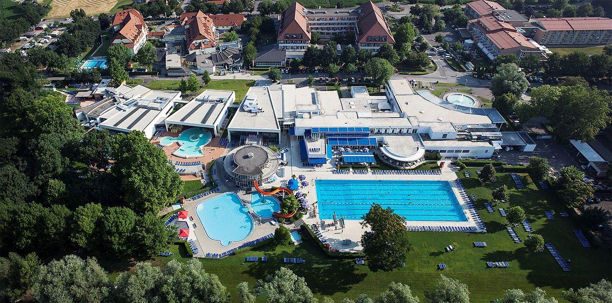 Hotel Mit Thermalbad Nahe Karlsruhe
