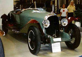 Avions Voisin - Voisin C5 1924