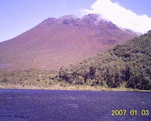 Doña Juana - Image: Volcan doña juana
