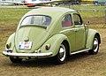 Volkswagen Beetle (ca 1961) rear three quarters.JPG