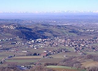Volpedo Comune in Piedmont, Italy