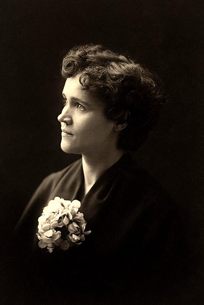 Voltairine de Cleyre, early American anarcha-feminist and freethought activist and writer