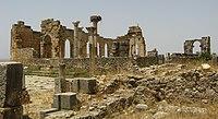 Руины Римской империи