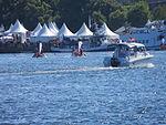 Vom Flensburger Drachenbootrennen, 2013, Bild 02.JPG