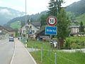 Vorderthal entrada al pueblo..JPG