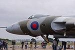 Vulcan XH558 at RIAT Fairford 2010 Flickr 4823549472.jpg