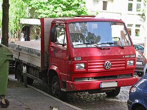 Volkswagen Caminhões e Ônibus - Image: Vw l 80 sst