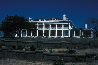 National Register of Historic Places listings in Montgomery County, Kansas - Image: W.P. BROWN MANSION