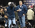 WJCL (TV) anchors at the 2018 College Football Playoff National Championship Media Day.jpg