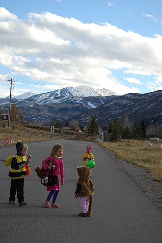 Woody Creek, Colorado - Image: WJ Halloween