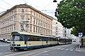 WLB 122, Johann-Strauß-Gasse tram stop, Vienna, 2019 (01).jpg