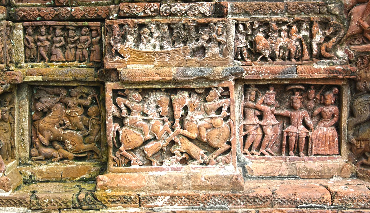 WLM@WB-Terracotta Panel 02 of Lalji Temple in Kalna.jpg