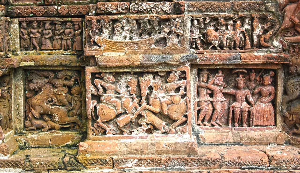 WLM@WB-Terracotta Panel 02 of Lalji Temple in Kalna.jpg