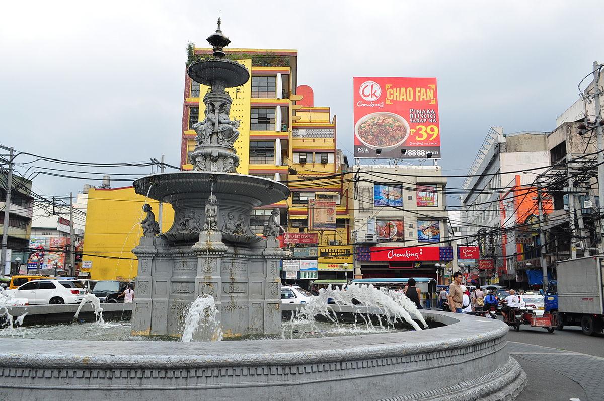 Santa Cruz Manila
