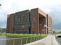 WUR forum building.JPG