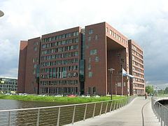 WUR forum building.JPG