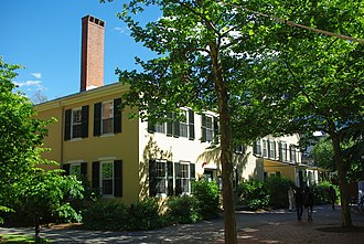 Benjamin Wadsworth - Wadsworth House