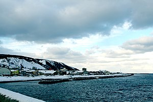 Wakkanai, Hokkaido - Shore of Wakkanai
