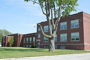 Walbridge, Ohio - Former high school