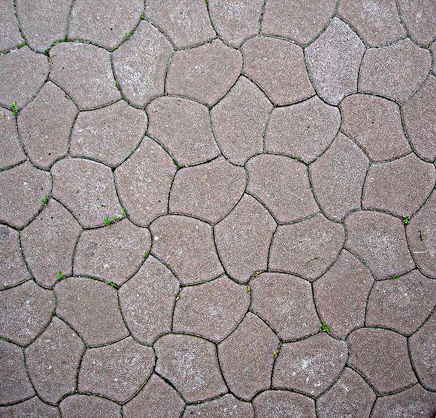 Periodic tiling