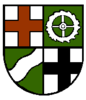 Former municipal coat of arms of Kattenes