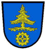 Wappen Waldkraiburg