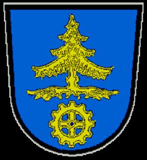 Waldkraiburg - Image: Wappen Waldkraiburg