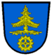 Coat of arms of Waldkraiburg