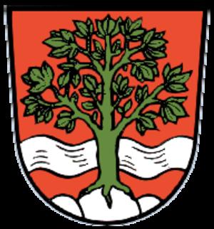 Buchbach - Image: Wappen von Buchbach