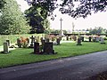 War Graves at Nottingham Road Cemetery, Derby - geograph.org.uk - 1447961.jpg