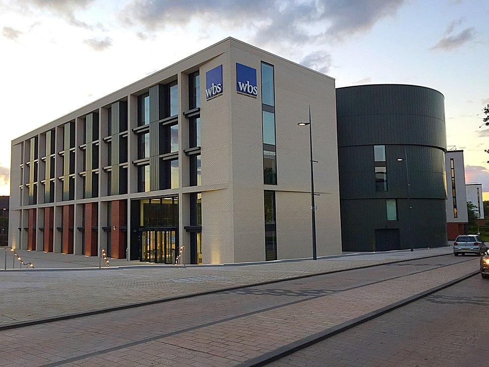 Warwick Business School Extension