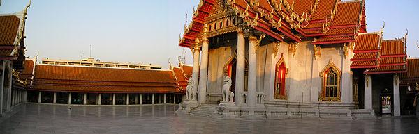 Wat Benchamabophit Wikipedia