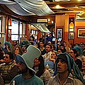 Watching Uruguay & Holland match at World Cup 2010-07-05 in Montevideo 1.jpg