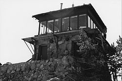 Watchman Lookout, Crater Lake NP, 1984.jpg