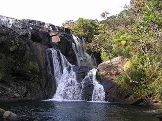 Bakers Falls waterfall