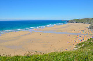Watergate Bay, Watergate Beach, Newquay