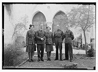 Wedding group of Cliff at Christ Church, Jan. 6th, 1944 LOC matpc.14707.jpg